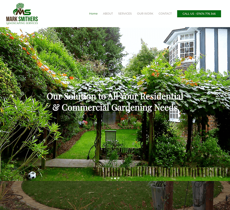 Mark Smithers Landscaping Services