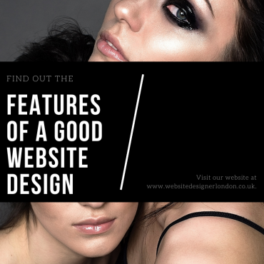 FEATURES OF A GOOD WEBSITE DESIGN