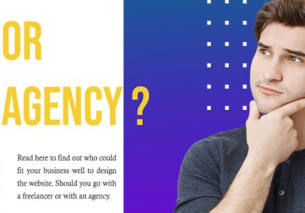 freelancer or agency